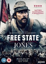 Win 1 of 3 Copies of Free State of Jones on DVD