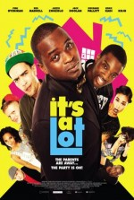 Win 1 of 3 copies of It's A Lot on Blu-Ray