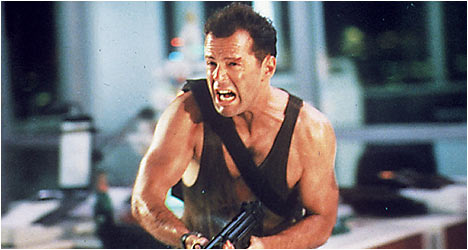 Die Hard 5 Star Collection DVD Review