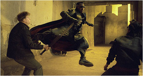 Blade II DVD Review