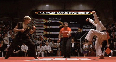 The Karate Kid Trilogy DVD Review
