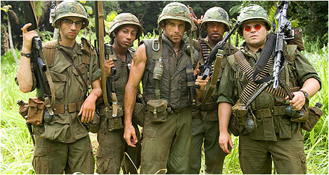 Tropic Thunder: 2-Disc Director's Cut DVD Review