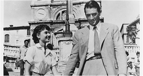 Roman Holiday: The Centennial Collection DVD Review