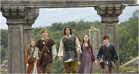 The Chronicles of Narnia: Prince Caspian: 3-Disc Special Edition DVD Review