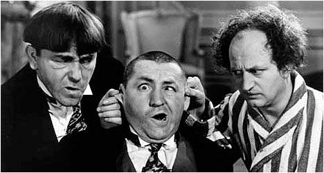 The Three Stooges: Hapless Half-Wits DVD Review