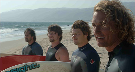 Surfer, Dude DVD Review