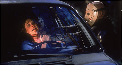 Friday the 13th Part 3: 3D: Deluxe Edition DVD Review