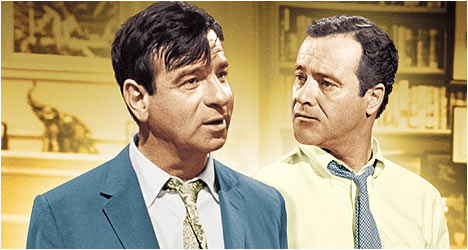 The Odd Couple: Centennial Collection DVD Review