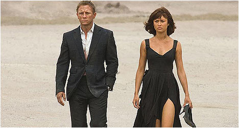 Quantum of Solace: Two-Disc Special Edition DVD Review