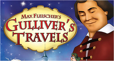 Gulliver's Travels DVD Review