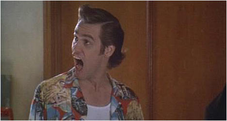 Ace Ventura Deluxe Double Feature DVD Review