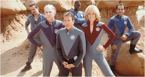 Galaxy Quest: Deluxe Edition DVD Review