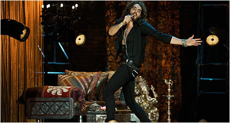 Russell Brand in New York DVD Review