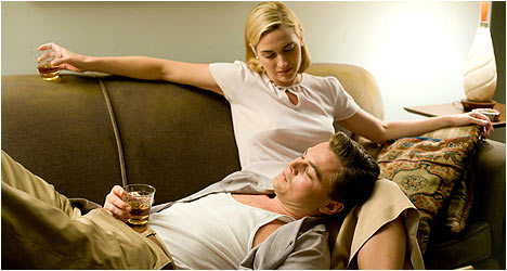 Revolutionary Road DVD Review