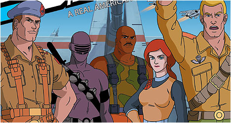 G.I. JOE: Season 1.1 DVD Review
