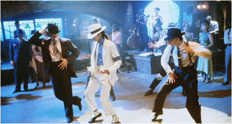 Michael Jackson's Moonwalker DVD Review