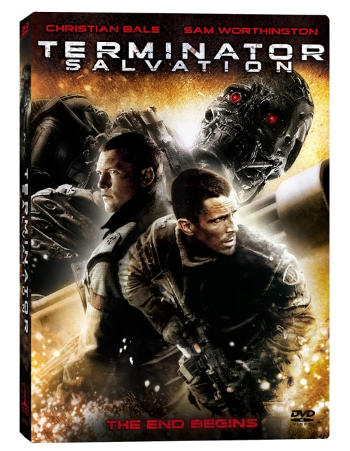 Terminator salvation released on dvd on november 23rd dvd review the altavistaventures Gallery