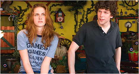 Adventureland DVD Review