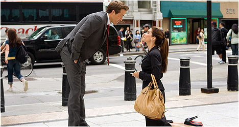 The Proposal: Deluxe DVD Edition DVD Review