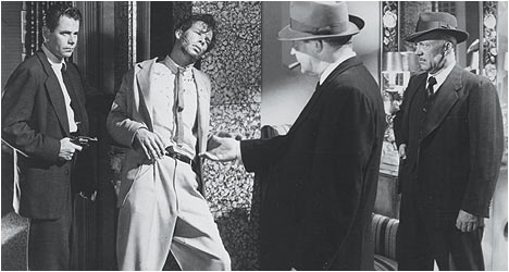 Columbia Pictures Film Noir Classics: Volume 1 DVD Review