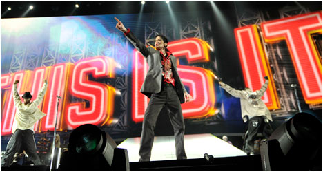 Michael Jackson's This Is It DVD Review