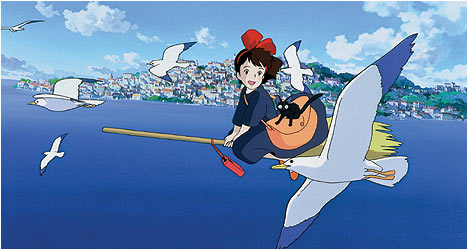 Kiki's Delivery Service: Special Edition DVD Review
