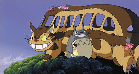 My Neighbor Totoro: Special Edition DVD Review