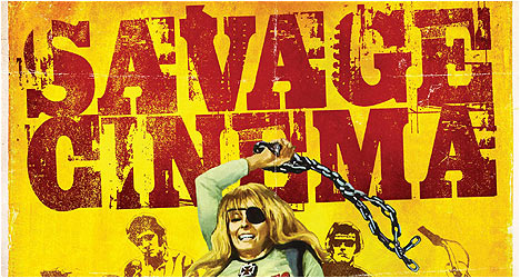Savage Cinema: 12 Movie Collection DVD Review