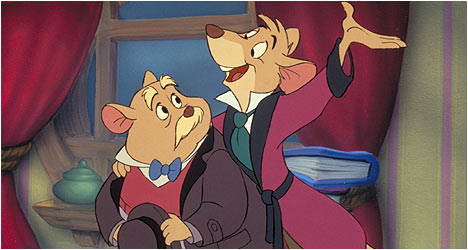 The Great Mouse Detective: Mystery in the Mist Edition DVD Review
