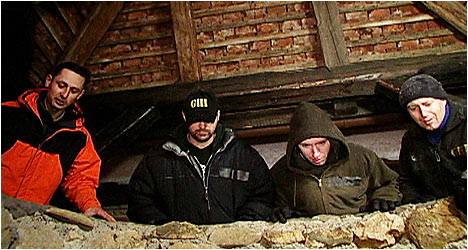 Ghost Hunters International: Season 1, Part 1 DVD Review