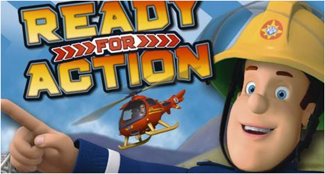 Fireman Sam: Ready for Action DVD Review