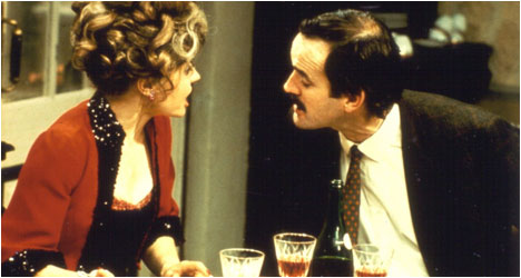 Fawlty Towers – Series 1 & 2 DVD Review