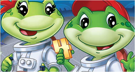 Leapfrog Maths Adventure to the Moon DVD Review