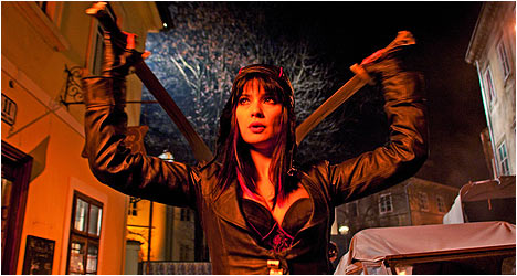 BloodRayne: The Third Reich: Unrated Director's Cut DVD Review
