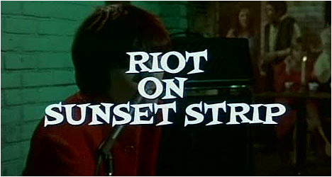 Riot on Sunset Strip DVD Review