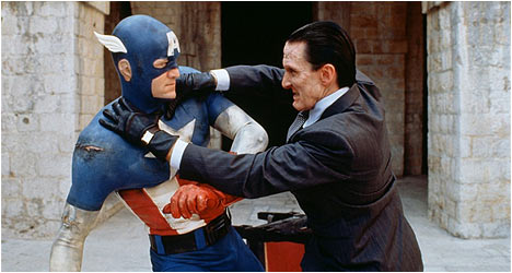 Captain America DVD Review