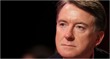 Mandelson: The Real PM? DVD Review