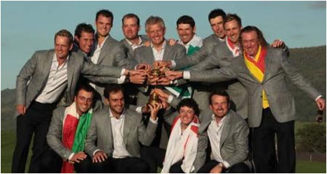 Ryder Cup at Celtic Manor DVD Review