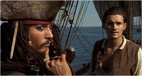 Pirates of the Caribbean: The Curse of the Black Pearl: Special Edition DVD Review