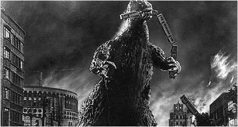 Godzilla: Criterion Collection DVD Review