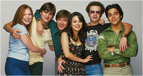 That '70s Show: Season 4 DVD Review