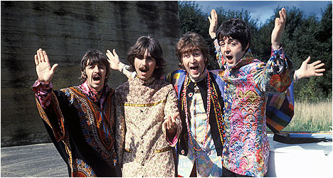 Magical Mystery Tour DVD Review
