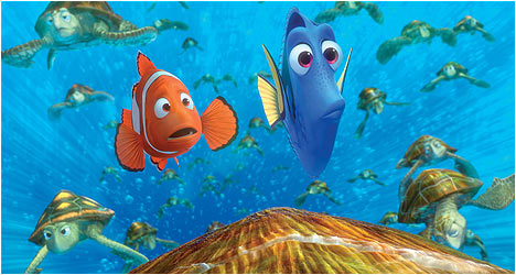Finding Nemo: Collector's Edition DVD Review