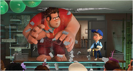 Wreck-It Ralph: Ultimate Collector's Edition DVD Review