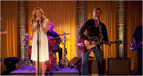 Nashville: The Complete First Season DVD Review