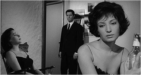 La notte: Criterion Collection DVD Review