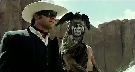 The Lone Ranger DVD Review