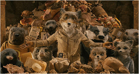Fantastic Mr. Fox: Criterion Collection DVD Review