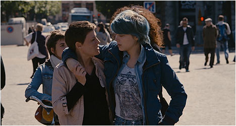 Blue is the Warmest Color: Criterion Collection DVD Review
