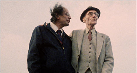 Burroughs: The Movie: Criterion Collection DVD Review